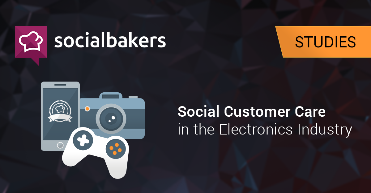 Social Customer Care in the Electronics Industry