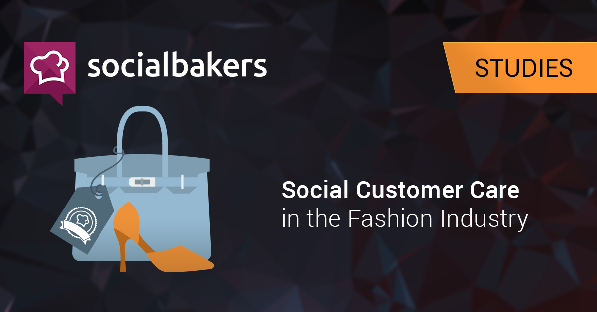 Social Customer Care in the Fashion Industry