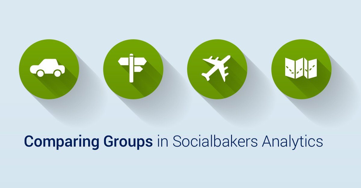 Socialbakers Analytics: Compare Groups of Pages for Advanced Competitive Intelligence