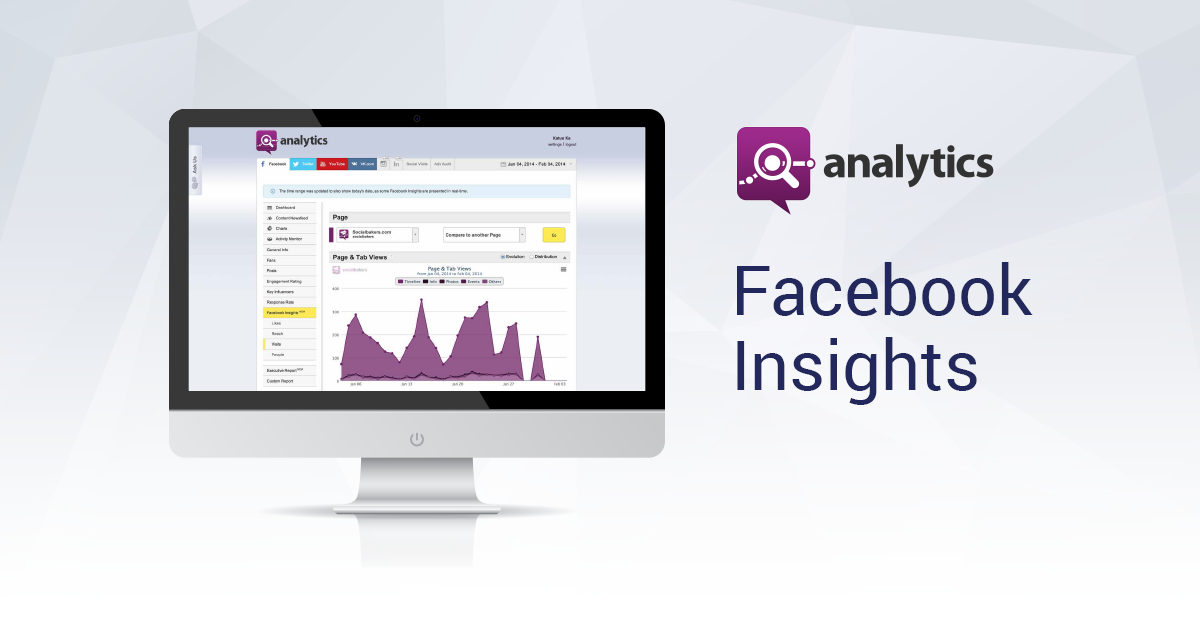 Socialbakers Analytics Now Features Enhanced Facebook Insights