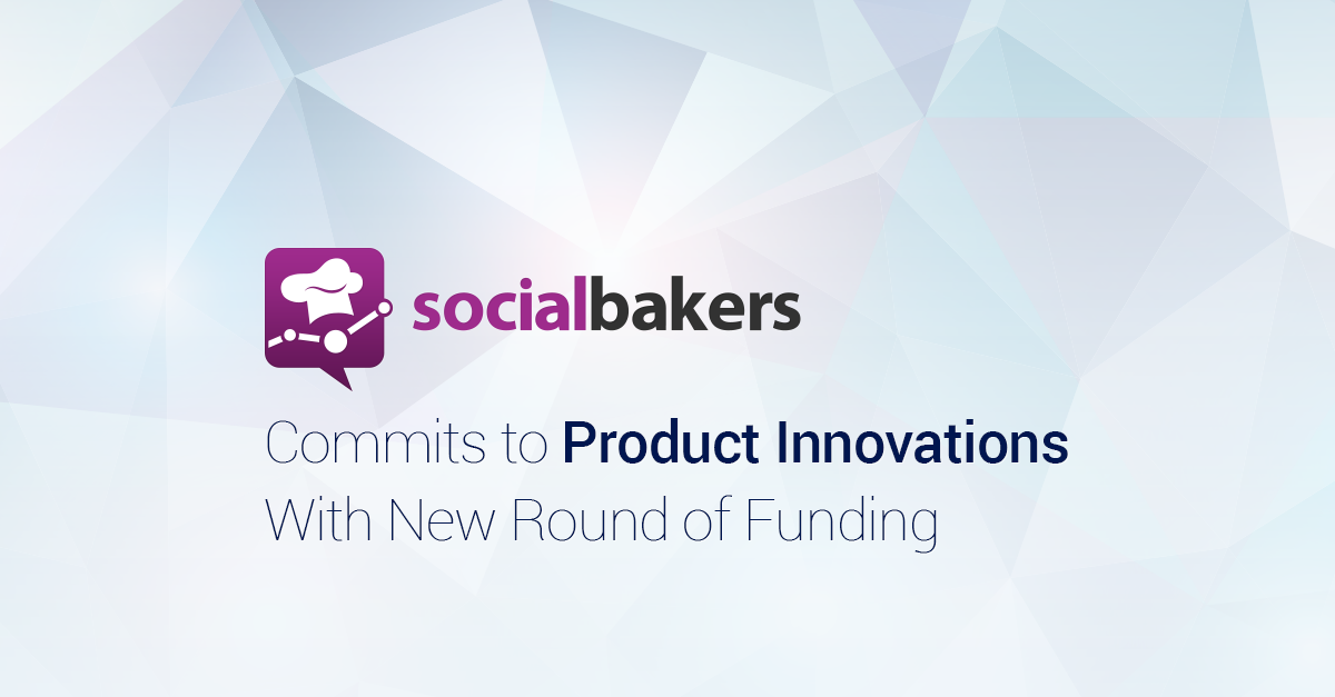 Socialbakers Announces $26M Funding Round to Accelerate Product Innovation and Client Support