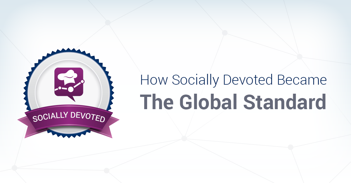 Socially Devoted–The Industry Standard in Social Customer Care