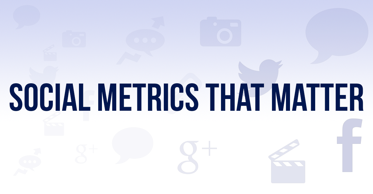 Which Social Engagement Metrics REALLY Matter