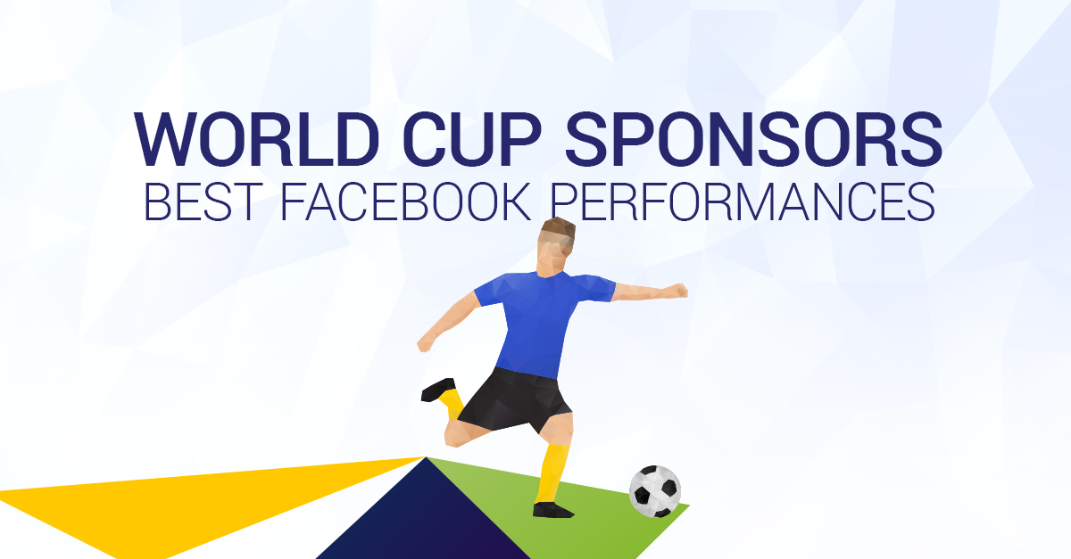 Who Has The Early Edge? World Cup Sponsors Compete on Facebook