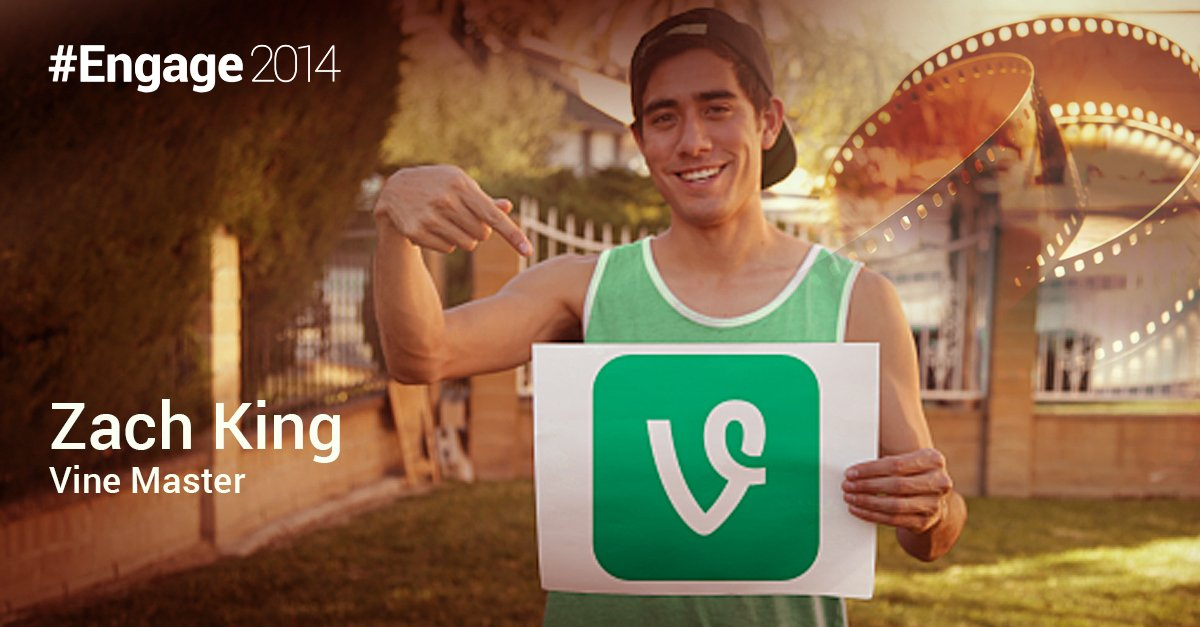 Engage with the King of Vine in New York