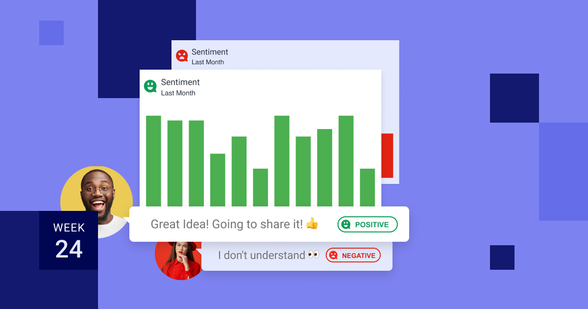Product News: Filter Data by Sentiment, Choose Specific Post Approver, and More