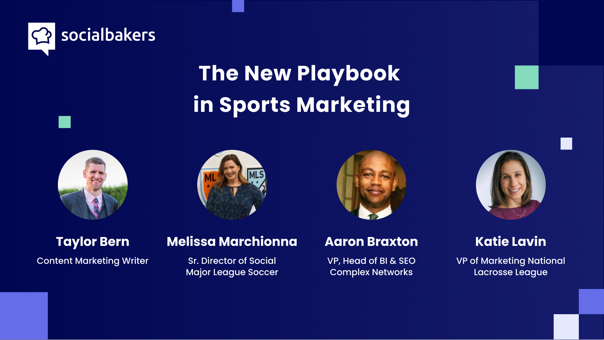 Webinar: The New Playbook in Sports Marketing