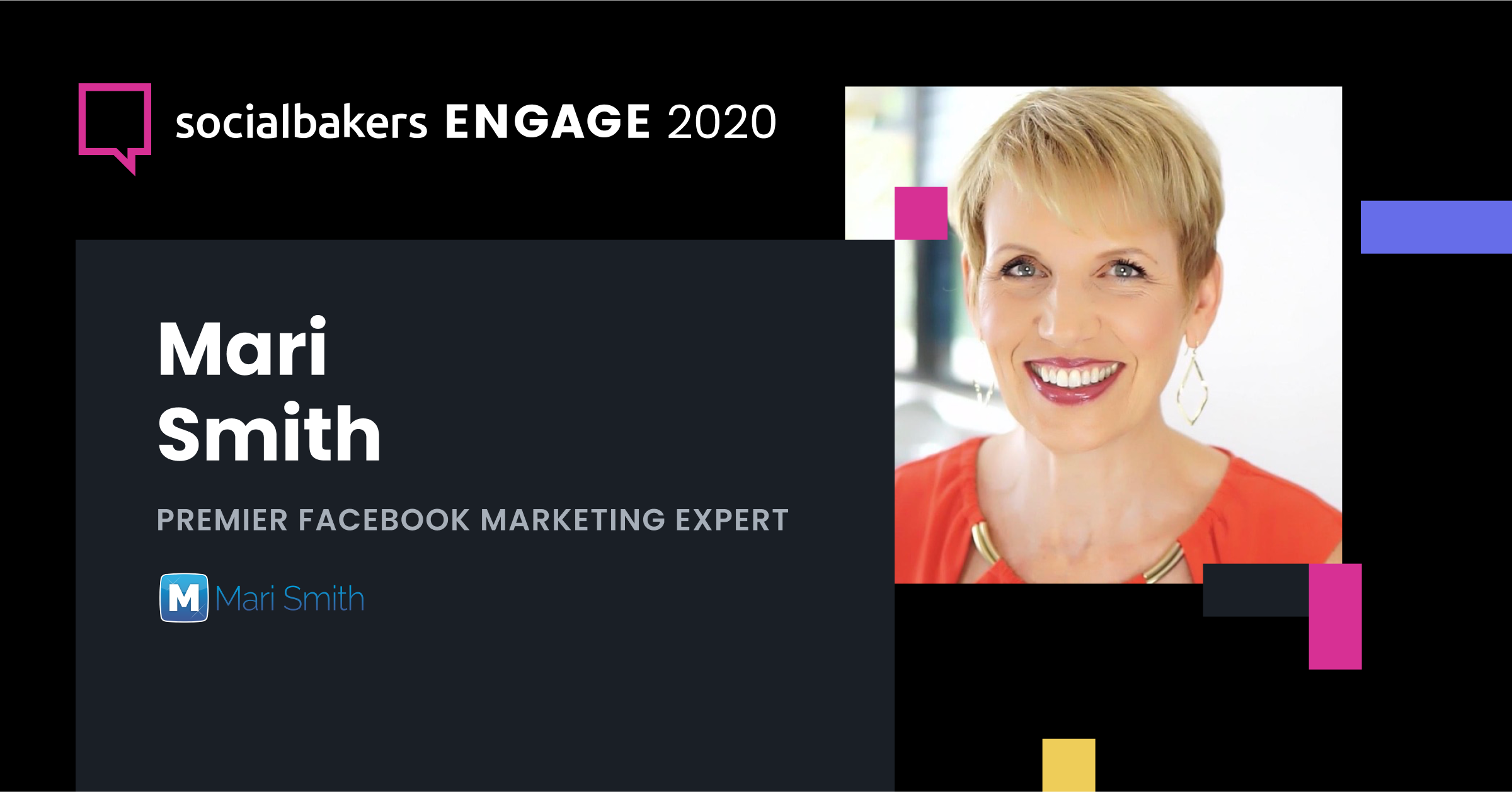 Engage Speakers Series: Q&A With Mari Smith