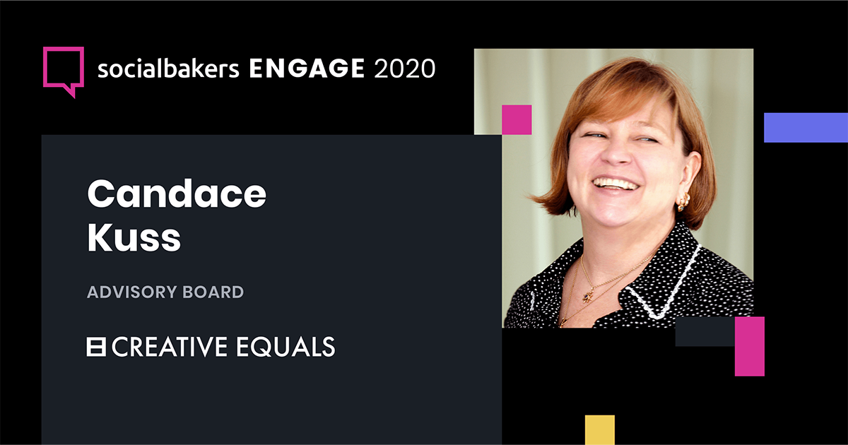 Engage Speakers Series: Q&A With Candace Kuss