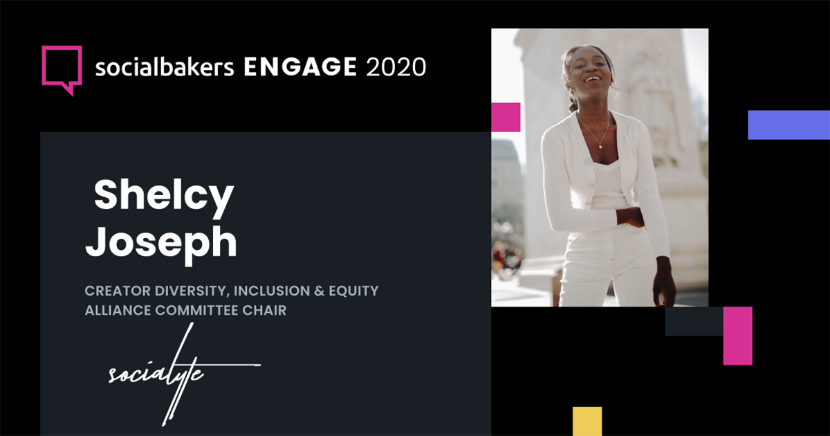 Engage Speakers Series: Q&A With Shelcy Joseph
