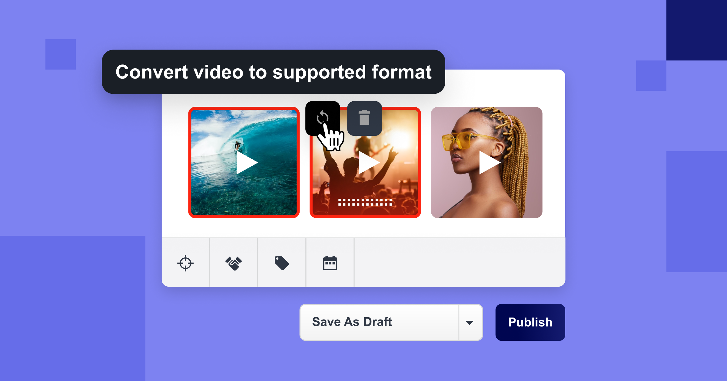 Upload All Video File Sizes With New Auto-Compression