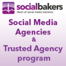 Socialbakers launching Social Media Agencies section & Trusted Agency program image