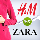Dedicated Followers of Fashion on Facebook: H&M vs. Zara image
