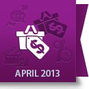 April 2013 Facebook Report: FMCG Industry image