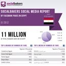 Exclusively: Social Media Reports for Facebook Brands in the Middle East! image