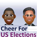 Obama v Romney - Fierce Social Media Battle Heats Up image