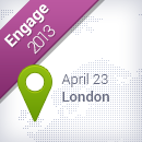 Engage 2013: Check Out Our Live Stream and Other Exciting Perks! image