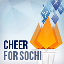 Come Cheer for the Sochi Olympics With Us image