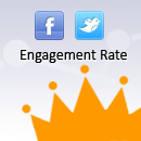 Formulas Revealed: The Facebook and Twitter Engagement Rate image