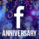 Happy Anniversary Facebook: The Network At 10 image