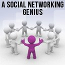 How to Become a Social Networking Genius image
