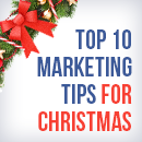 Top 10 Facebook Marketing Tips for Christmas image