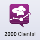 We Are Now Serving 2000 Clients Daily image