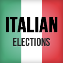 Who's Winning the Italian Election Race on Facebook? image