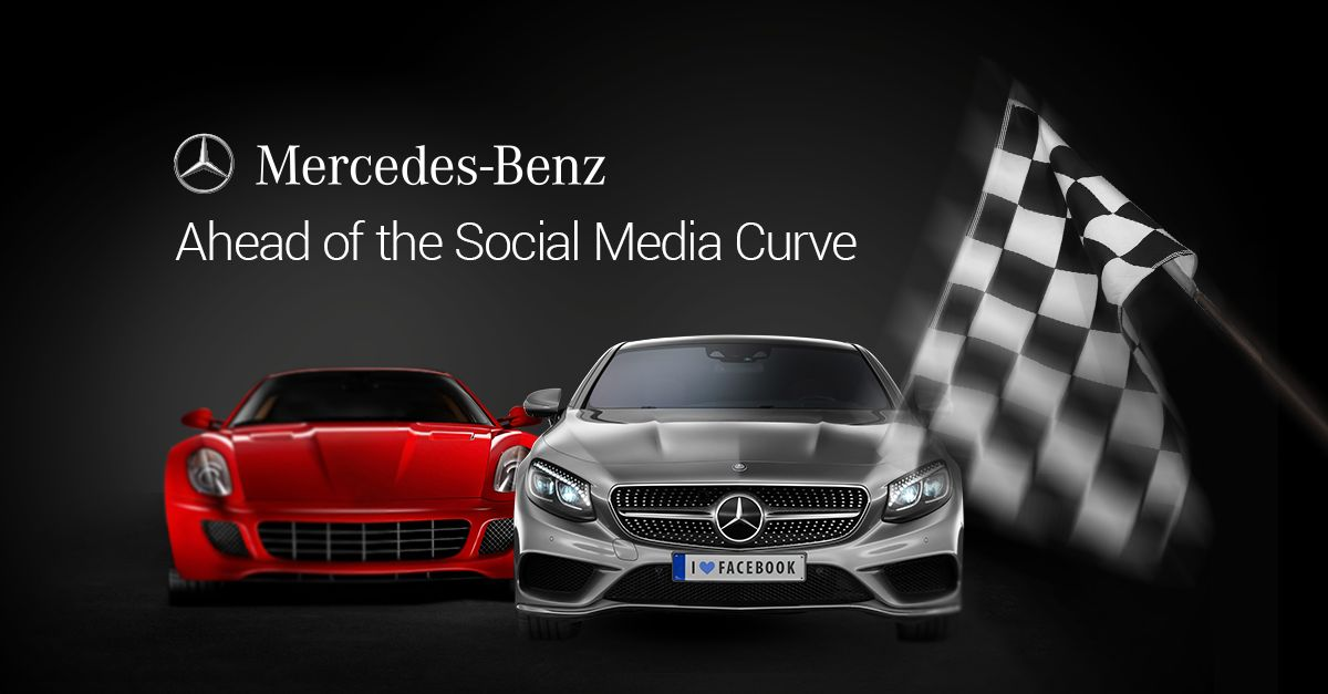 mercedes benz advertising strategy