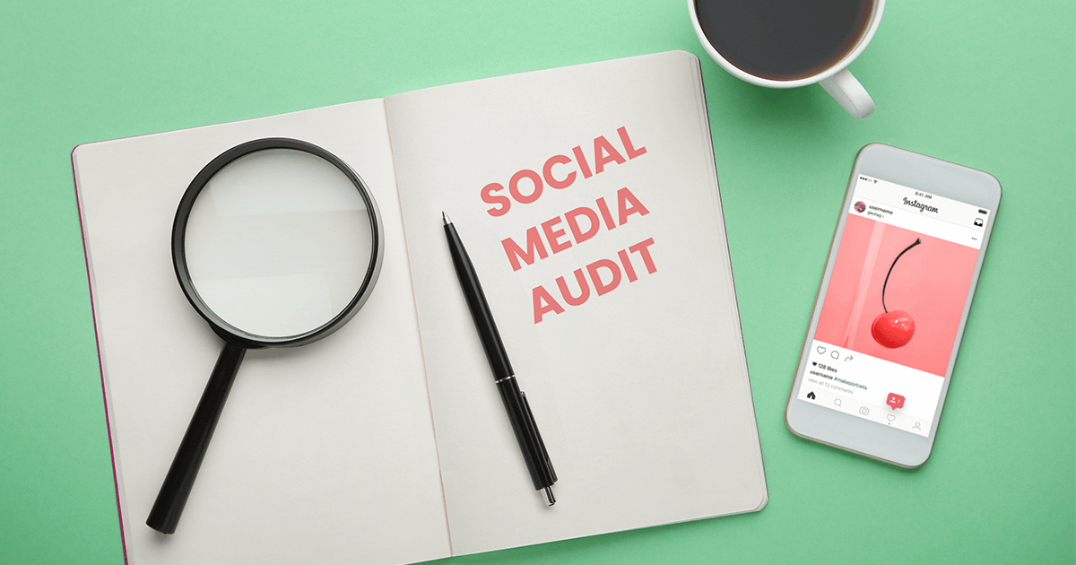 How to Perform a Stress-Free Social Media Audit - Template Included | Social Media Statistics & Metrics | Socialbakers