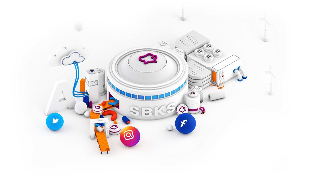 Socialbakers Logotype