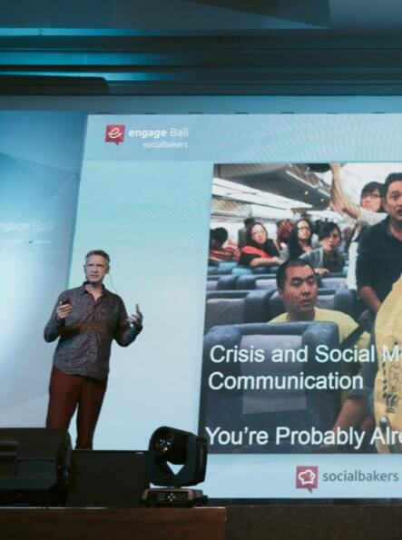 Dennis Owen - Socialbakers Engage Bali