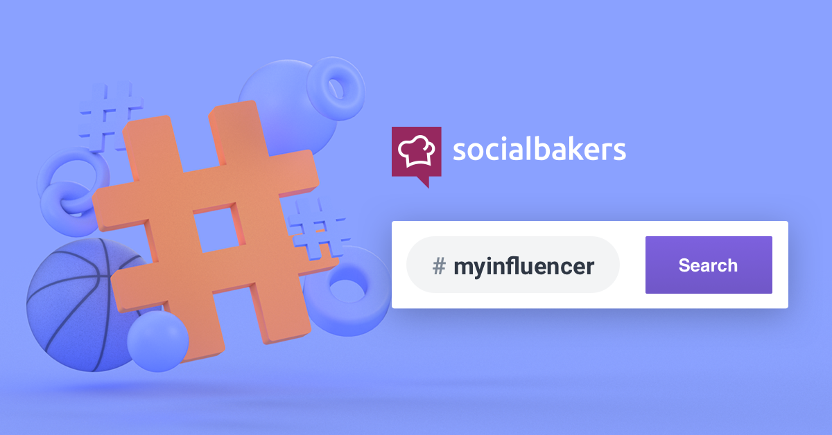 Search Top Influencer Hashtags on Instagram | Socialbakers